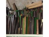 LENGTHS SOLID MAHOGANY TIMBER WOOD PROJECTS FIREWOOD