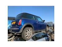 MINI COOPER R50 R51 R52 R53 Breaking