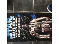 Star Wars Signed Darth Vader