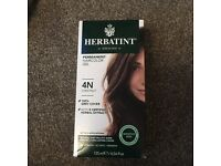 Herbatint Permanent Hair Colour 4N chestnut