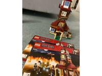 Lego Harry Potter set - Weasley House