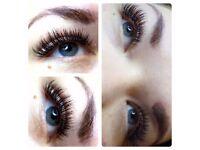 Eyelash extension Lisburn