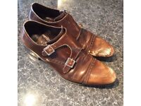 HARRIS FIRENZE HANDMADE, THEY ARE NOT SCRATCHES IS STYLE OF HARRIS, WAS £400 ONLY £29!!!SIZE 10