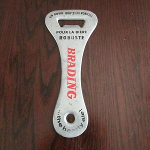 Large Vintage Brading Beer bottle opener