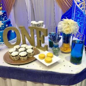 Baby Shower Decor & Table Stylings