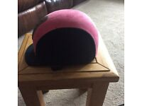 Champion girls horse riding hat. Excellent condition. No falls or bangs.