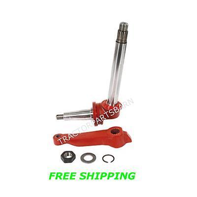 Ih Farmall New Taper Lock Rh Spindle Steering Arm 706 1066 1086 1256 1486 856