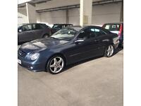 Mercedes Benz CLK320 v6 petrol