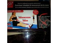 Ladies dumbbells and other exercise products All new