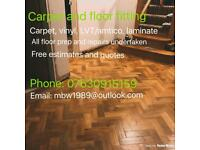 M B Wootton carpets and flooring