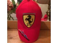 Ferrari signature Fernando alonso
