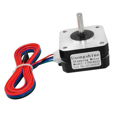 Nema17 2phase Stepper Motor Extruder With Wire 4-lead For 3d Printer Parts