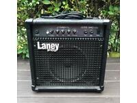 Laney HCM15B Hardcore Max Bass Amp Amplifier