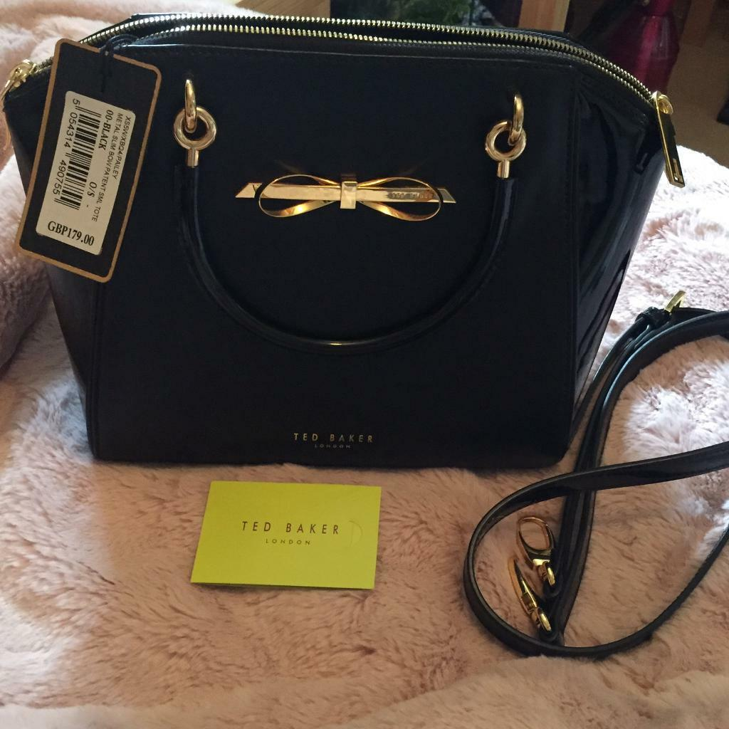 f19dc846f Ted Baker tote bag handbag NEW REDUCED IF PICKED UP TODAY