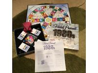 1980s Trivial Pursuit Board Game