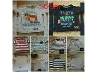 Boys 6-9m clothes for sale