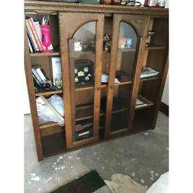 Display cabinet/ book case