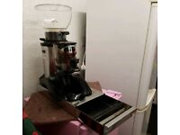 Commercial FRACINO GRINDER and KNOCK DRAWER