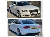 08 Audi A4 2.0TDI Kitted Low Miles MOT 03/22