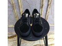 Giuseppe Zanotti Sneakers (Suede/Leather)