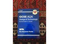 GCSE AQA design and technology revision guide