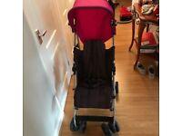 Mamas and papas buggy