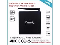 2G/16GB Beelink Android 5.1 8Core RK3368 64Bit Smart 4K TV BOX WiFi Kodi NEW