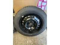 Vauxhall Corsa new wheel and tyre