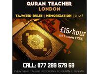 Quran Teacher | Arabic | Tajweed | Alif baa taa | Memorization