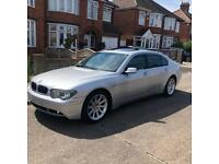 Bmw 745LI 7 Series E65 V8 745 LI - Open To Offers