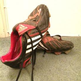 Adidas Predator Powerswerve Football Boots (accepting offers)