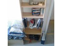 Ikea Flarke Bookcase Bookshelves (Ideal for small room)