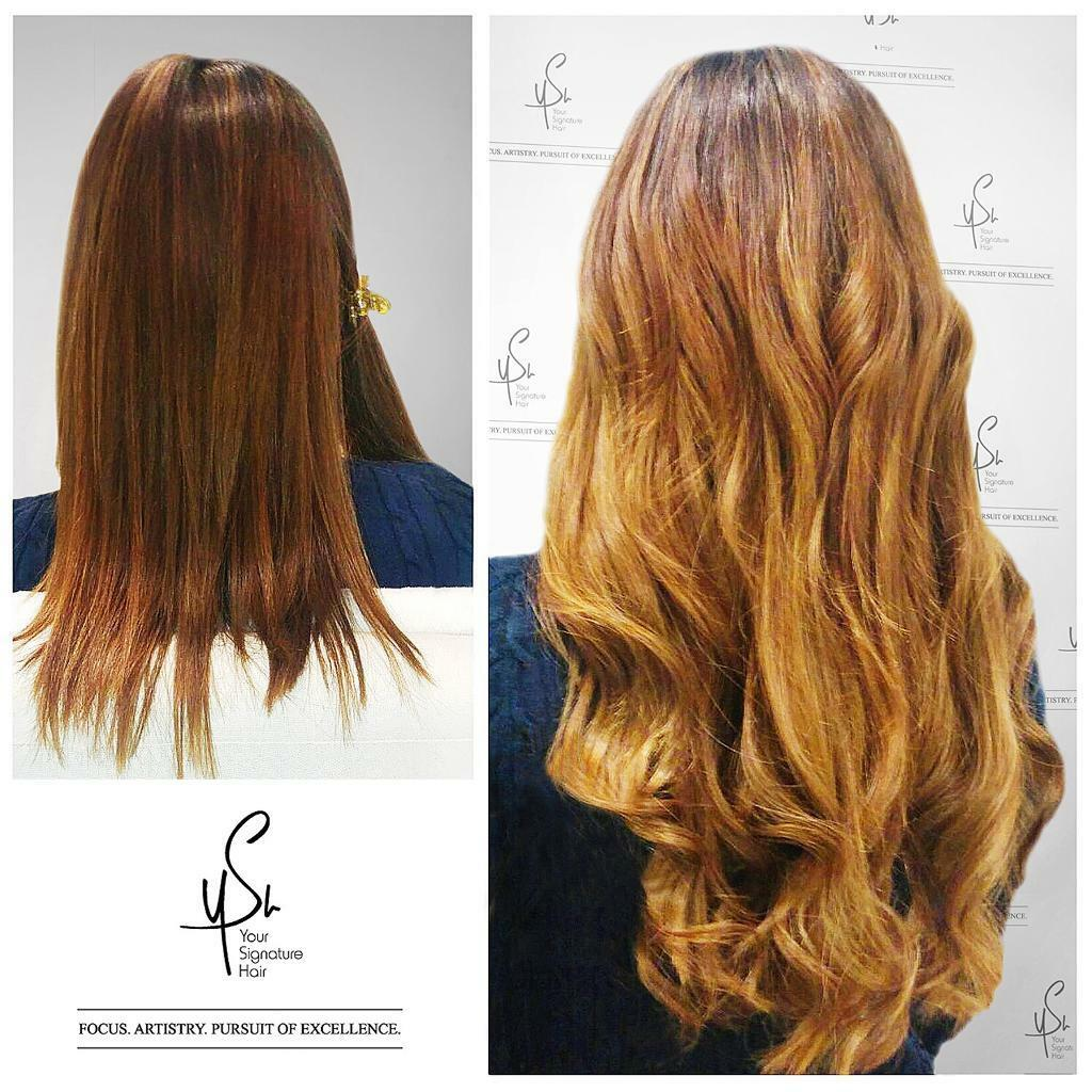 Russian Virgin Hair Extensions Hertfordshire London St Albans Luxury