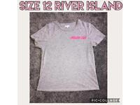 River Island Tshirt size 12 As New con