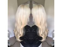 ELITE QUALITY HAIR EXTENSIONS OFFERING MANY METHODS AND THE AMAZING HAIR REHAB LONDON RANGE