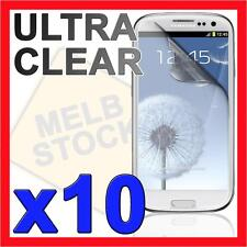 10x Ultra Clear Screen Protector for Samsung Galaxy S3 i9300