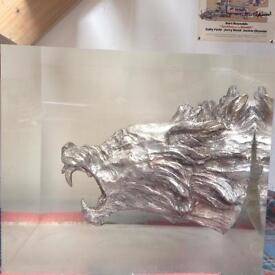 Unus Safardiar Original Russian Art Sculpture