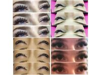 Eyelash Extensions! (Mobile Services Available)