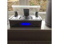 JVC CD player and radio