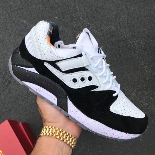 Saucony Originals Dj Delz  Grid 9000 Scarface Shoe  Size 14 End Burger  Limited