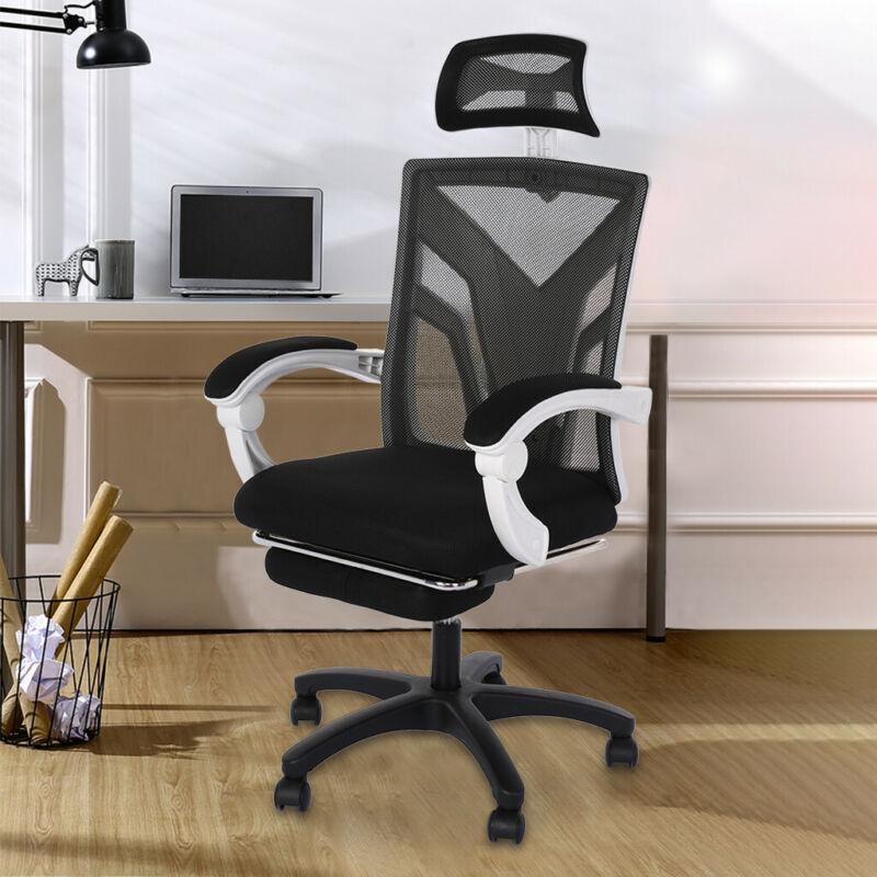 High-Back Ergonomic Office Gaming Chair Recliner Racing Swiv
