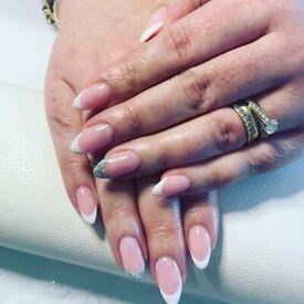 Mani, Pedi, Nail Extensions, Gel Nails