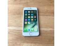 IPhone 6 16gb Silver Unlocked...!!!
