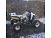Suzuki ltz400 race quad