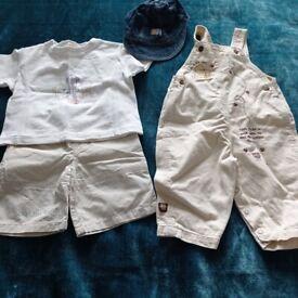 6-9 mths Small (Designer) Bundle of Clothing