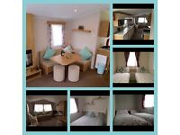 Holiday home to rent at Flamingo Land