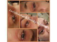 Eyelash & Beauty Treatments