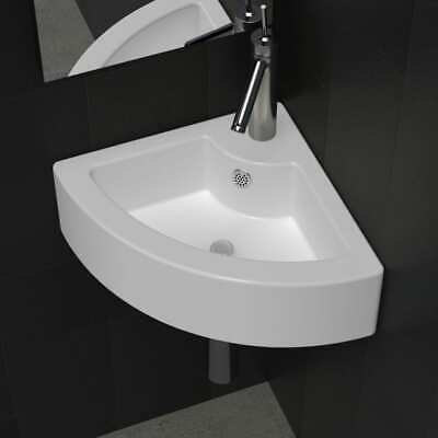Corner Sink - Corner Sink Ceramic 17.3