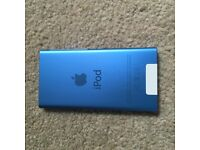 Brand New iPod Nano in Blue - taken out but not used.