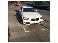 BMW 1 Series, 63 reg. Low mileage. Great car